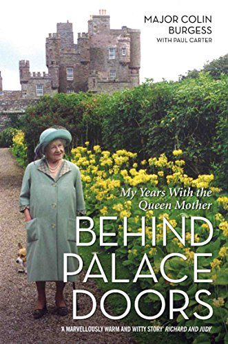 Behind Palace Doors - My Service as the Queen Mother's ()