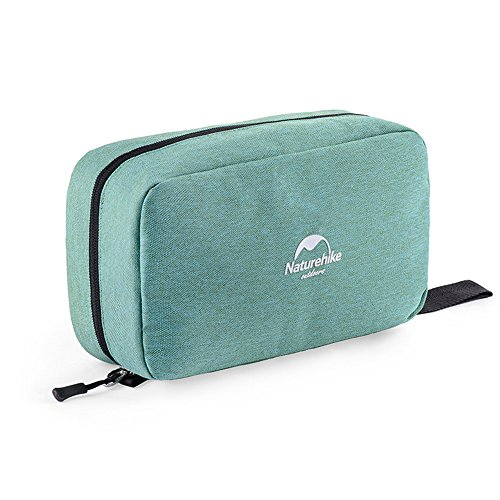 Toiletry Bag, Compact Toiletry Bag Large Storage Capacity with Hanging Hook, Waterproof -