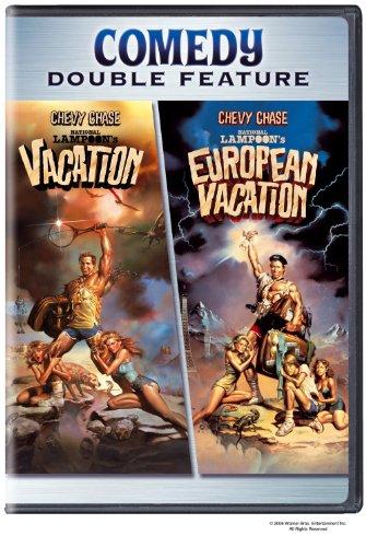 DVD : Vacation & European Vacation (Anniversary Edition, Amaray Case)