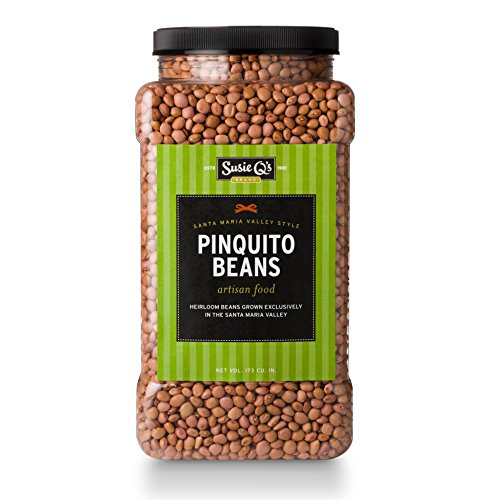 Susie Q's Santa Maria Style Pinquito Beans by Susie Q's Brand