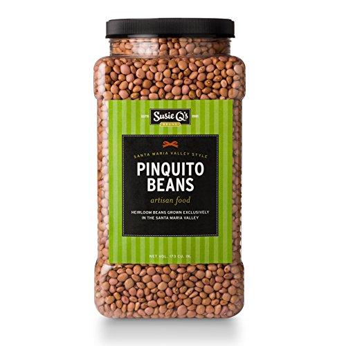Susie Q's Santa Maria Style Pinquito Beans by Susie Q's Brand
