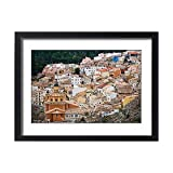 Media Storehouse Framed 24x18 Print of Cuenca, Castile La Mancha, Spain (13426515)