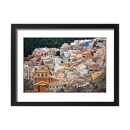 Media Storehouse Framed 24x18 Print of Cuenca, Castile La Mancha, Spain (13426515) by Media Storehouse
