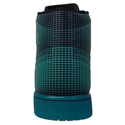 NIKE-AIR Jordan 4lab1-Tropical Bleu sarcelle