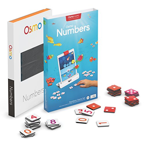 stem toys for 1 year old Osmo Numbers Game (Base required)