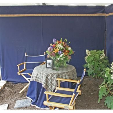 HORSE STALL DRAPE COLLECTION Show curtains Wall Panel (Royal - Drape Collection