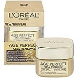 L'Oreal Paris Age Perfect Cell Renewal Day Cream Moisturizer, 50-Milliliter