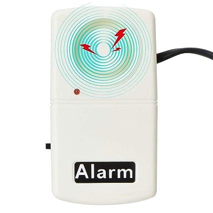 Alarma de seguridad, Alarma automática de falla de energía ...