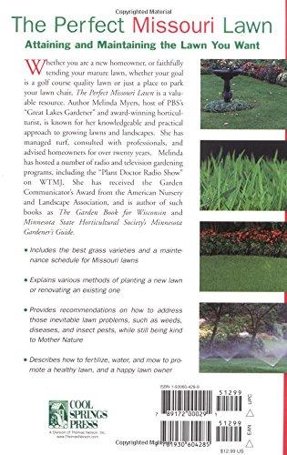 Perfect Missouri Lawn (Perfect Lawn Series)