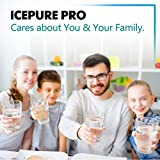 ICEPURE PRO LT700P NSF 53 Certified Replacement for