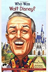 Who Was Walt Disney? by Whitney Stewart Who HQ(2009-04-16) Unknown Binding