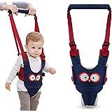 Watolt Baby Walking Harness - Handheld Kids Walker Helper - Toddler Infant Walker Harness Assistant Belt - Help Baby Walk - C