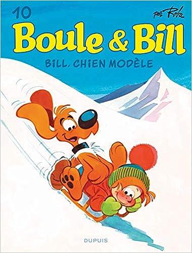 Boule Bill, chien