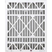 BestAir HW2025-8R Furnace Filter, 20 x 25 x 4, Honeywell Replacement, MERV 8, 3 pack