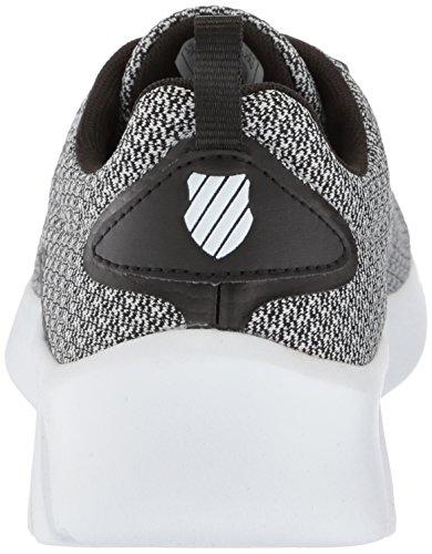 K-swiss Mens Aeronaut Sneaker High-rise / Nero / Bianco