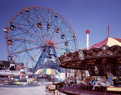 Photo of Coney Island, Brooklyn, New York City Coney Island Brooklyn New York