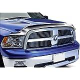 09-15 Dodge RAM 1500 Truck Front Air Deflector Triple Chrome Plated Hood Guard Bug Deflector
