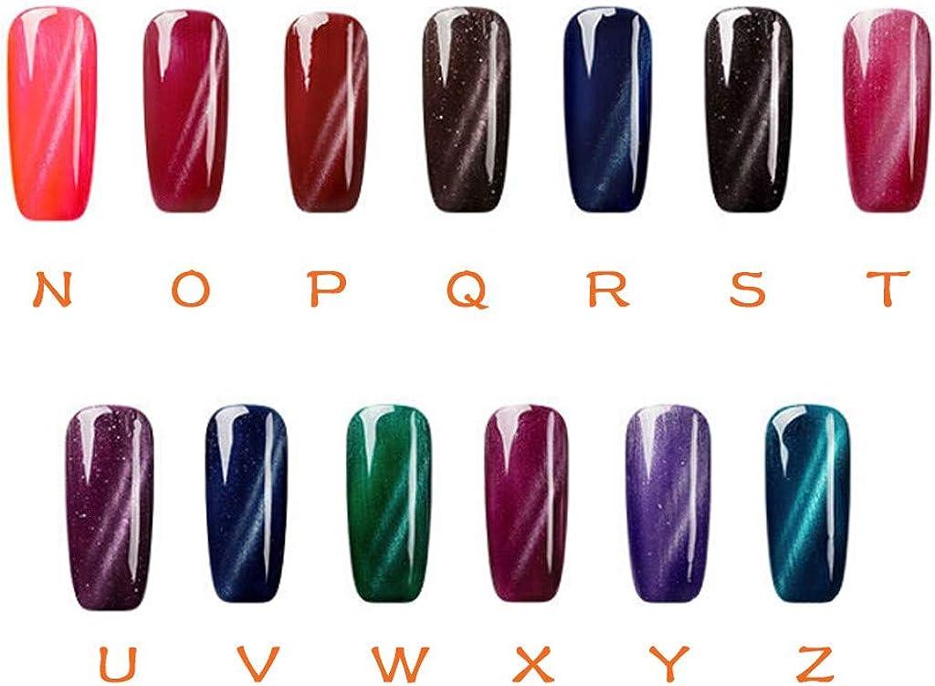 Rcool Esmalte de uñas Esmaltes esmaltes de uñas permanentes esmaltes de uñas normales esmaltes de uñas opi,1 Pc 3 en 1 Pintura Barniz Pluma Un paso Clavo para usar UV Gel B: