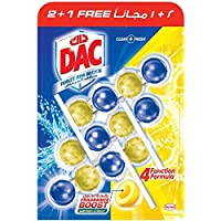 DAC Fragrance Boost Toilet Rim Block - 150 gm