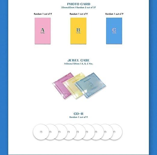 JYP Entertainment Twice - Twicetagram (Vol 1) [B Matte ver