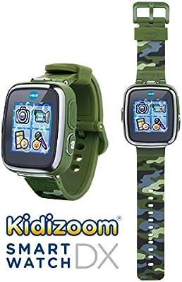 Amazon.es: VTech Reloj multifunción Kidizoom Smart Watch DX, Color ...