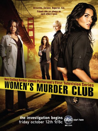 Women's Murder Club Poster TV 11x17 Angie Harmon Laura Harris Paula Newsome Aubrey Dollar