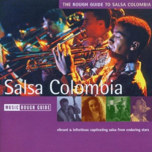 the rough guide to salsa - 6