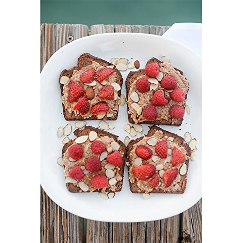Base Culture Paleo Bread, Large Size   Delicious 100% Paleo, Gluten, Grain, Dairy, and Soy Free- Perfect for Sandwiches (5g Protein Per Loaf, 18 Slices Per Loaf, 6 Count) by Base Culture (Image #5)