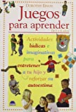 Juegos/ Games: Para Aprender (Spanish Edition)