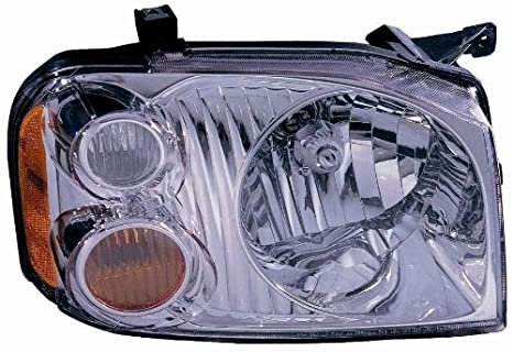 Depo 315-1141R-AS1 Nissan Frontier Passenger Side Replacement Headlight Assembly 02-00-315-1141R//L-AS1