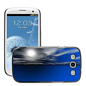Hot Style Cell Phone PC Hard Case Cover // M00150252 Ocean Sea Water Sky Sun Computer // Samsung Galaxy S3 S III SIII i9300