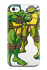 Awesome Design Teenage Mutant Ninja Turtles Hard Case Cover For Iphone 4/4s