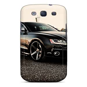 Yom631GRTC Tpu Phone Cases With Fashionable Look For Galaxy S3 - Audi S5