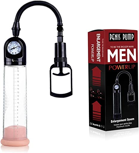 una pompa a vuoto aiuta nellingrandimento del pene