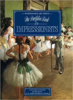 Impressionists (Wordsworth Art Books)