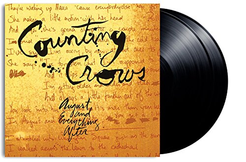 Album Art for August And Everything After by Counting Crows