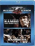 Rambo: Two Pack (First Blood II / Rambo III) [Blu-ray]