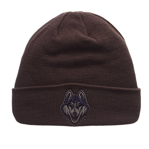 ZHATS UCONN Huskies Gray X-RAY POP Cuff Beanie Hat for sale  Delivered anywhere in USA