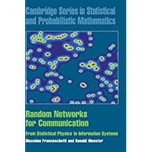 Random Networks for Communication: From Statistical Physics to Information Systems