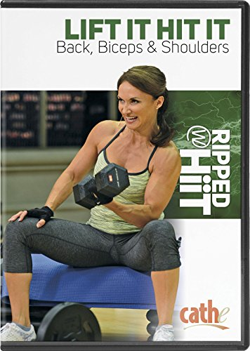 Cathe Friedrich: Ripped with HiiT - Lift It Hit It Back, Biceps & Shoulders (Spin Lift)