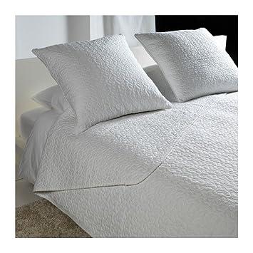 couvre lit 260x280 IKEA ALINA   Couvre lit et 2 housses de coussin, blanc   260x280  couvre lit 260x280