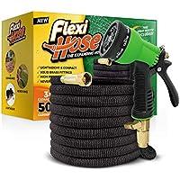 Flexi Hose Upgraded Expandable Garden Hose, Extra...