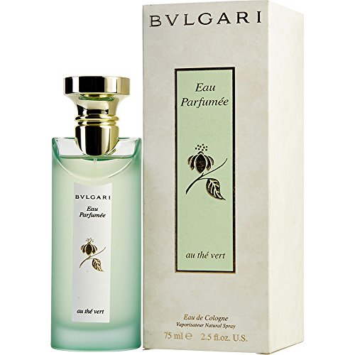 Bvlgari Green Tea By Bvlgari For Men and Women, Cologne Spray, 2.5-Ounce Bottle ()