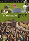 Au temps du miracle grec (1DVD) par Adam