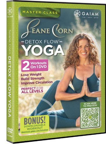 Seane Corn Detox Flow Yoga DVD