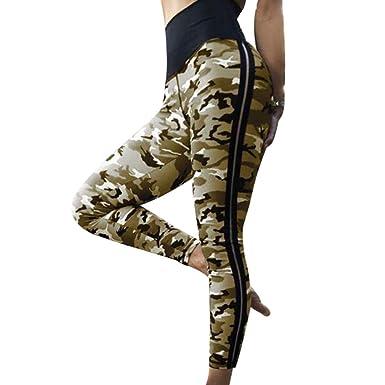 1ac8b8e84bf8e Mxssi Camouflage Yoga Hosen Frauen Hohe Taille Sexy Workout Leggings ...