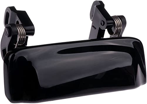 Left or Right Door Handle Fit 1995-1997 Ford Explorer Outer Black Front or Rear