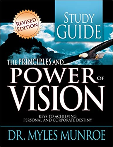 Vision power pdf the myles of and principles munroe
