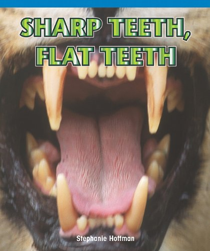 Sharp Teeth, Flat Teeth (Real Life Readers) ebook