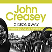 Gideon's Way: Gideon of Scotland Yard, Book 24 | J.J. Marric